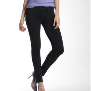 Mavi Indigo Move Adriana Skinny Mid-rise Jeans